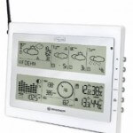 Bresser Wetterstation 4cast PC - Profi-Funkwetterstation mit PC-Anbindung