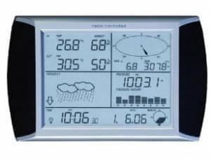 Test Funkwetterstation Nextrend WH1080 Solar