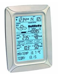 Im Test: Technoline Wetterstation WS 3500 WetterCenter