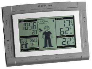 Testbericht TAF 35 1064 10 50 Dostmann Weatherboy XS