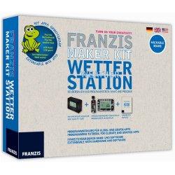 Franzis Maker Kit Wetterstation - der Bau