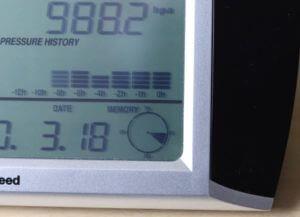 WH1080 - der Displayspeicher