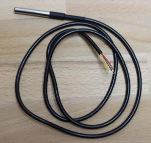 DS18b20 Kabel Anschluss