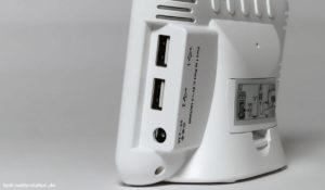 Auriol Funkwetterstation USB