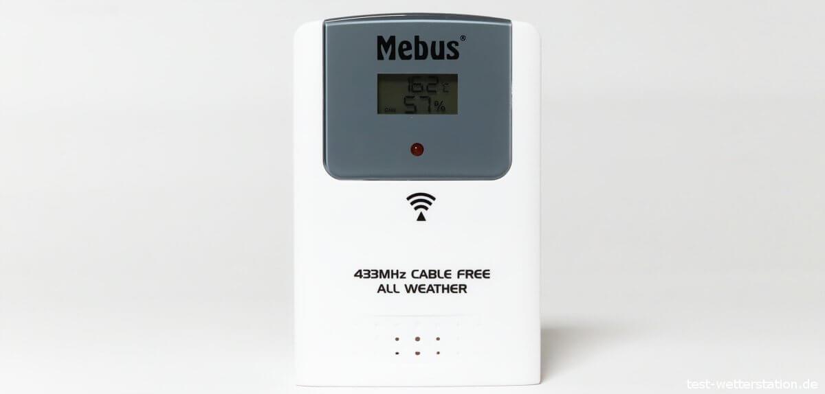 Mebus Funkwetterstation Aussensensor